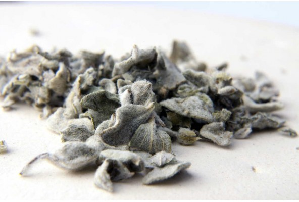 Feuilles de zaatar bio et sauvage (origanum syriacum) de Palestine, sélectionnées par Epices Shira