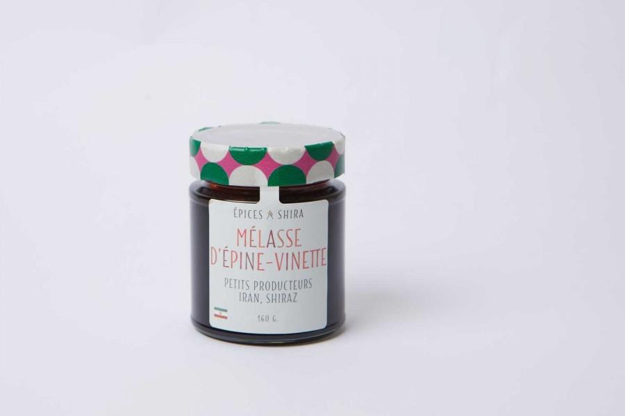 Mélasse d'épine-vinette sauvage d'Iran, en vente sur notre site Epices Shira