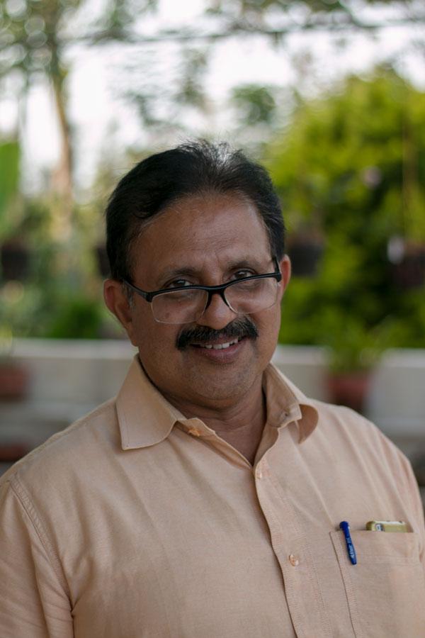 Producteur d'épice avec qui nous collaborons dans le Kerala, en Inde