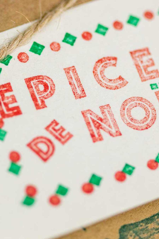 Coffret Épices de Noël