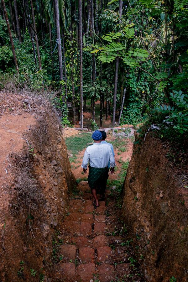 Producteurs d'épices dans le Karnataka, en Inde, avec qui nous collaborons
