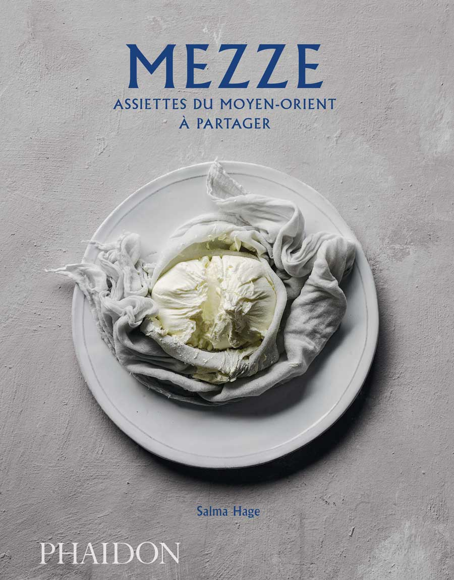 """Couverture du livre """"Mezze"""""""