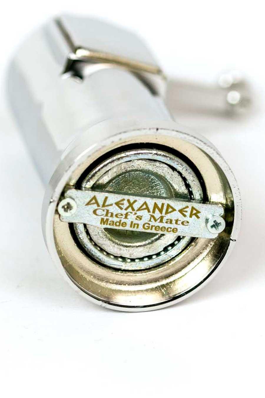 Moulin à poivre Alexander en laiton chromé – 106