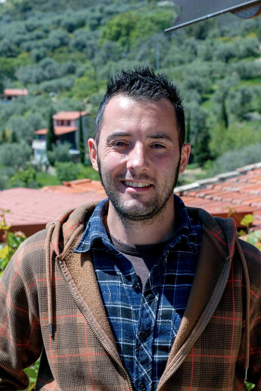 Producteur d'eau de rose, en Italie, avec qui nous collaborons