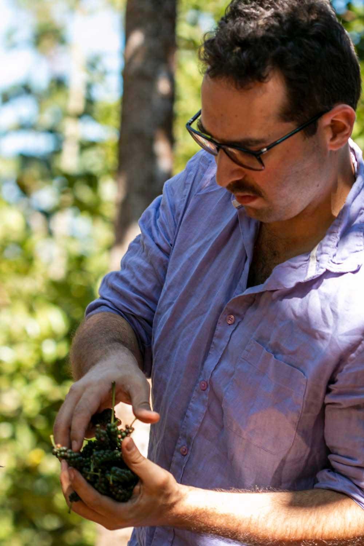 Roï Hendel, co-fondateur de Epices Shira