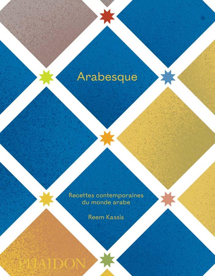 """Couverture du livre """"Arabesque"""""""