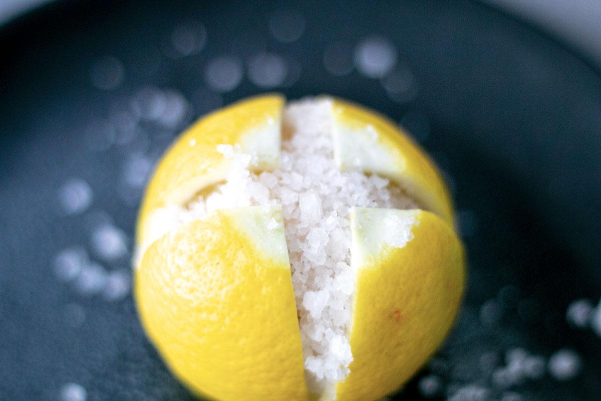 citrons et pamplemousses confit au sel, recette végétarienne, recette vegan, recette sans gluten, épices biologiques, Épices Shira